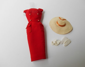 Vintage Barbie Sheath Sensation 0986 (1961-1964) Complete