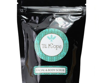 Kona Coffee Scrub