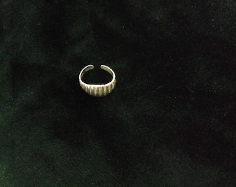 Sterling .925 Toe Ring