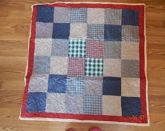 "Baby Quilt - 6"" Squares"