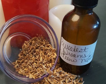 Lavender pillow mist Aromatherapy essential oils sweet dreams relaxation