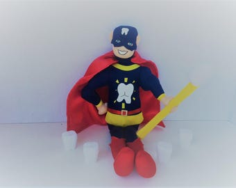 Super Hero Tooth Keeper