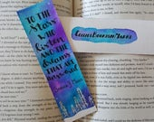 ACOMAF Bookmark - To the stars ...