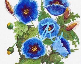 Love of Blue