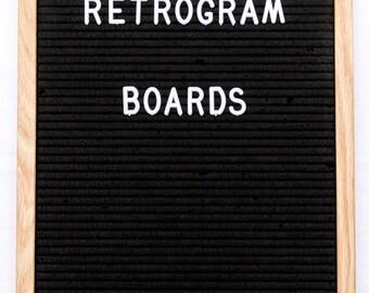 letter board etsy. Black Bedroom Furniture Sets. Home Design Ideas