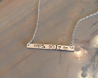 Mrs. 2017 Necklace