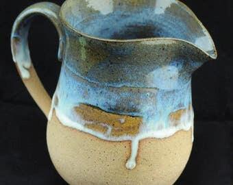 Stoneware Pitcher (Sm)