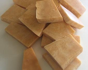 Wax brittle