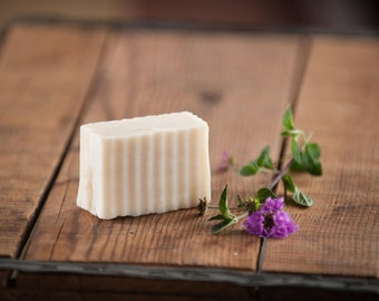 Olcopa Jasmine Essential Oil Soap & Shampoo Bars -Exotic Floral Scent for Relaxation- Luxury Handmade Soap, Therapeutic Grade Essential Oil
