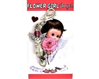 FLOWER GIRL ANGEL