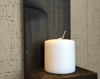 Candle shelf/wall sconce