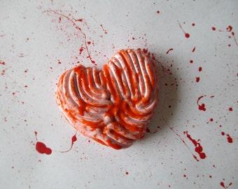 Bloody Heart Brain Magnet