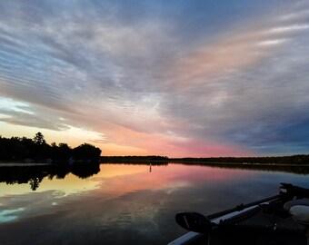 Fishing season etsy for Fishing season wisconsin
