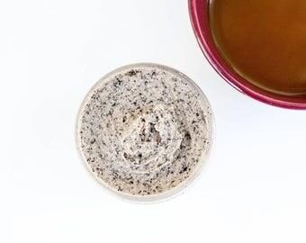 Coffee Scrub, Sugar Scrub, Whipped Sugar Scrub, Whipped Shea Butter, Emulsified Sugar Scrub, Shea Butter Scrub