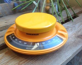 Kitchen scale Soehnle 1970 s