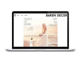 Beautiful Custom Websites - web design, website designer, website builder, custom website, designer, photography website, marketing, easy