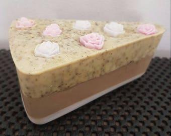 "SOAP gentle aloe vera ""gourmet line"" - Sweet soap aloe vera ""gourmet line"" (185 g)"