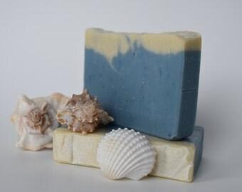 Seafoam Handmade Soap