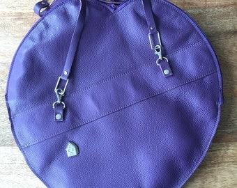 Purple Heart shoulder bag