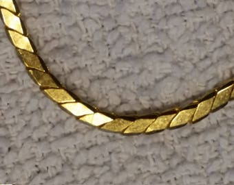 """16"""" Gold filled necklace"""