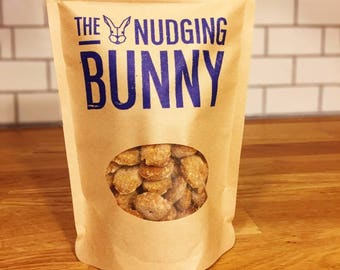 Homemade Rabbit Treats (Large) - Free Shipping