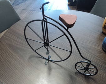 Vintage Replica of Old Bicycle