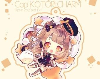 Love Live! - Cop Kotori Charm