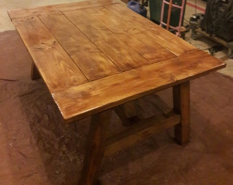 Handcrafted Table - LOCAL ONLY (Colorado Springs)