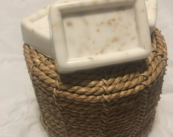 Homemade Goats Milk Soap with Inclusions