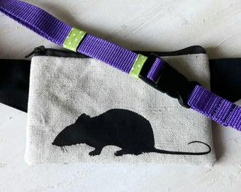 Rat - Fanny Pack
