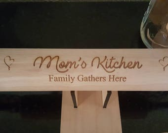 Rolling Pins - Any Design - All Engraving Free