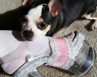 Cute Lace Heels