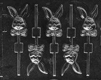 Long Eared Easter Bunny Lollipop Mould