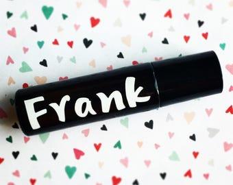 FRANK: frankincense.  100% Pure Therapeutic Grade Essential Oils.