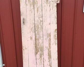 Board and Batten Barn Door
