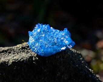 Cobalt Blue Aura Etsy
