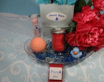Hand-made Spa Gift Set - Blush