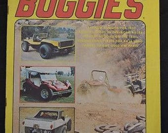 RARE Sport Buggies January 1969 Vol 1 #4