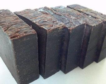 Handmade Vanilla Silk Soap Bar (Goat's Milk Soap)