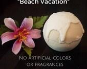 Bath Bomb Beach Vacation