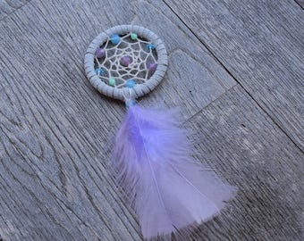 Pastel Mini Dreamcatcher
