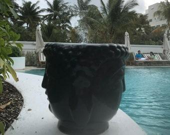 Black Buddha Soy Candle 220 hours