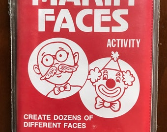 HIP HUGGERS Magnetic Makin Faces activity