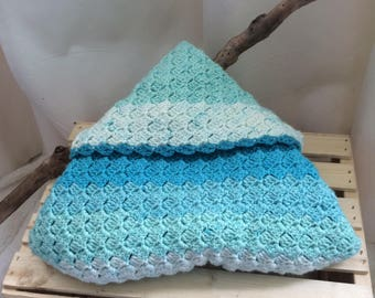 Handmade Hooded Blanket