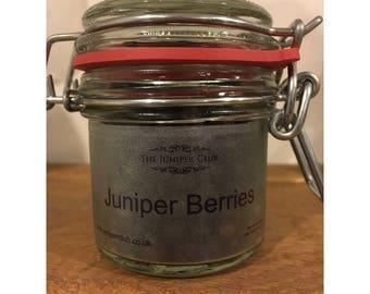 Juniper Berries Gin & Tonic Garnish