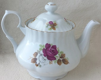 Romanian Fine China Teapot