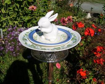 Bunny Garden totem