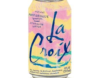 La Croix Limited Edition PRINTS 8x10