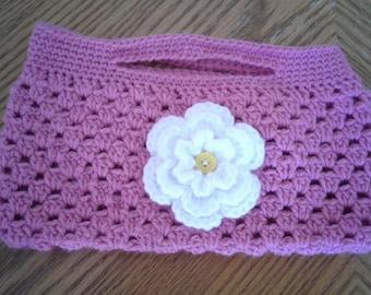 Cute Crochet Handbag