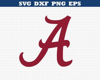 University of Alabama Svg,Alabama Crimson Tide,Silhouette Cameo,Cricut Design,Alabama cut file,Crimson tide Svg,Alabama Svg,Instant download